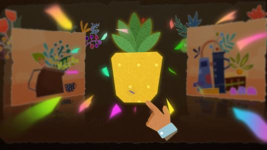 screenshot of Chigiri: Paper Puzzle version 1.2.8