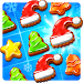 Download Christmas Cookie - Santa Claus's Match 3 Adventure 2.4.7 APK