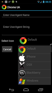 Download User Agent for Google Chrome (root required) 2.6.7 APK