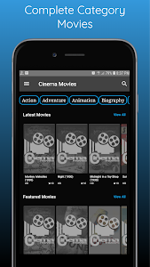 screenshot of Cinema Movies - Free Movies 2018 version 3.0.0