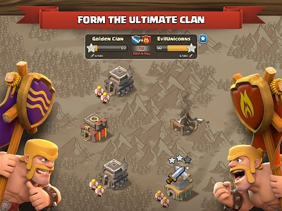 Download Clash of Clans 10.322.27 APK