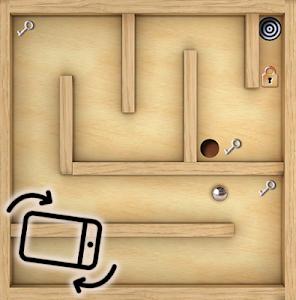 screenshot of Classic Labyrinth 3d Maze - free games version 6.2