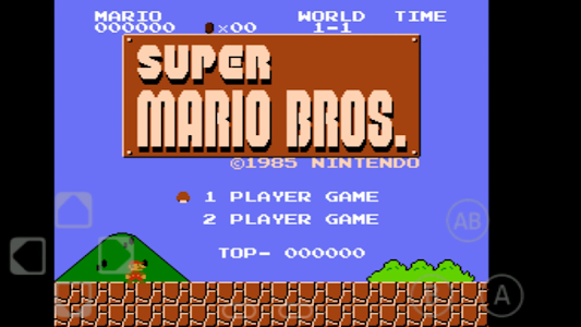 screenshot of Classic arcade emulator version 361