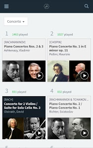 Download ClassicManager - Unlimited classical music 1.5.2 APK