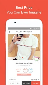 Download Club Factory Everything, Unbeaten Price 4.7.7 APK