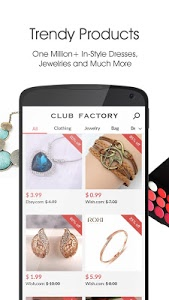 screenshot of Club Factory-Fair Price version 2.26