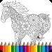 Download Animal coloring mandala pages 4.1.6 APK