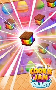 screenshot of Cookie Jam Blast - Match & Crush Puzzle version 4.0.111