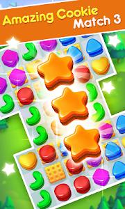 screenshot of Cookie Crush version 1.0.2