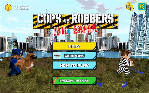 screenshot of Cops Vs Robbers: Jailbreak version C20i