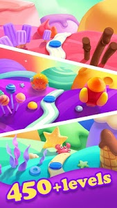 Download Crazy Candy Bomb - Sweet match 3 game 3.7.3158 APK