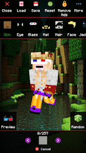 Download Custom Skin Creator Minecraft 2.0.0 APK