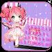 Download Cute Kawai Girl Keyboard theme 10001002 APK