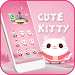 Download Cute Kitty Theme-Lovely Kitty 1.0.0 APK