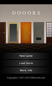 Download DOOORS - room escape game -  APK