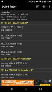 Download DVB-T finder 1.64 APK