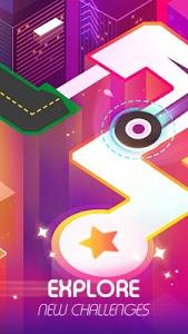 screenshot of Dancing Ballz: Magic Dance Line Tiles Game version 1.6.1