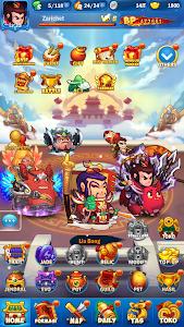 screenshot of Dewa Ngamuk : Strategy RPG version 4.4.5