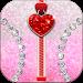 Download Diamond Hearts Zipper Locker 3.6 APK