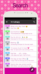 Download Diary with lock 4.90 APK