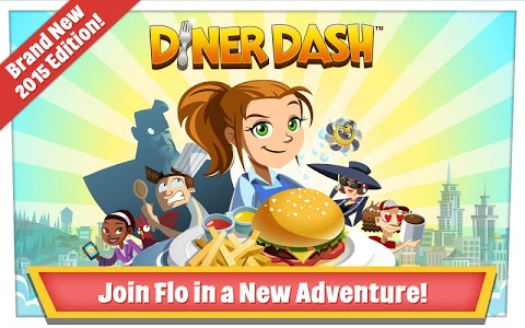 Download Diner Dash 1.13.1 APK