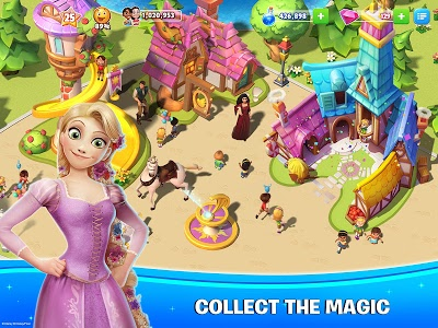 screenshot of Disney Magic Kingdoms: Build Your Own Magical Park version 3.3.0i