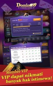 screenshot of Domino QiuQiu:Pulsa•Free version 1.2.8