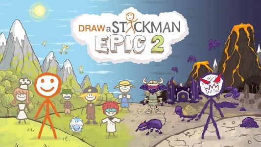 Download Draw a Stickman: EPIC 2 Free 1.2.1.49 APK