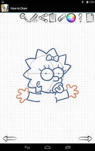 Download Drawing Simpsons Family 1.02 APK