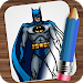 Download Drawing Super Heroes 1.02 APK
