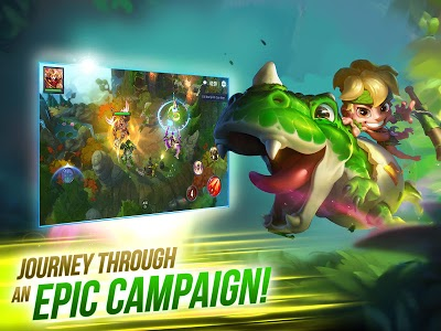 screenshot of Dungeon Hunter Champions: Epic Online Action RPG version Varies with device