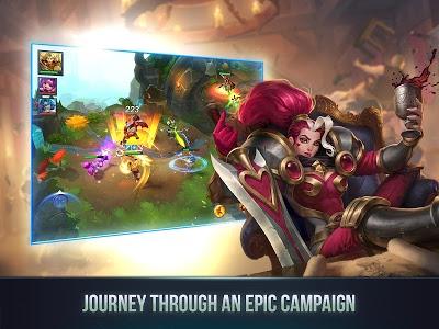 screenshot of Dungeon Hunter Champions: Epic Online Action RPG version 1.2.33