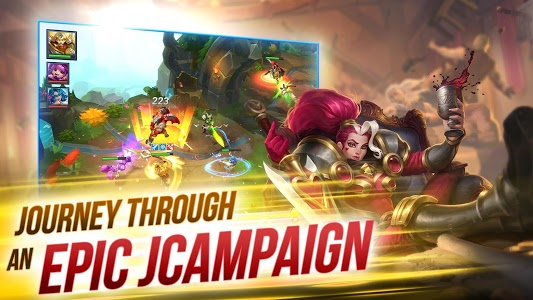 Download Dungeon Hunter Champions: Epic Online Action RPG 1.2.40 APK