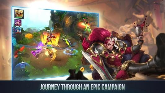 screenshot of Dungeon Hunter Champions: Epic Online Action RPG version 1.1.25