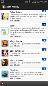 screenshot of Earn Money -Highest Paying App version 3.1