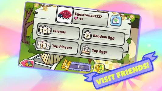 screenshot of Egg Baby version 1.26.03