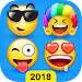 Download Emoji Keyboard - Cute Emoji,GIF, Sticker, Emoticon 2.2.1 APK