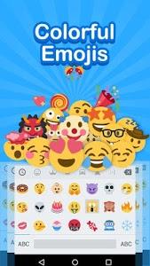 Download Emoji Keyboard - Cute Emoji,GIF, Sticker, Emoticon 2.2.1 APK
