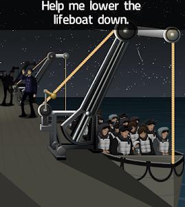 screenshot of Escape Titanic version 1.6.9