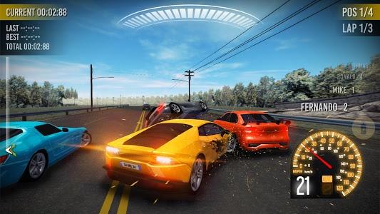 Download Extreme Asphalt : Car Racing 1.8 APK