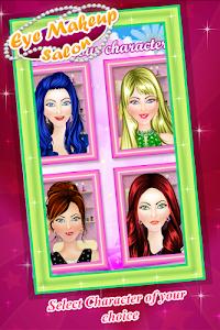 Download Eyes Makeup Salon - Girls Game 2.5 APK
