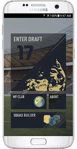 screenshot of FUT 17 DRAFT by PacyBits version 2.3
