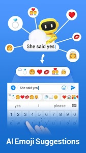 Download Facemoji Emoji Keyboard:GIF, Emoji, Keyboard Theme 2.3.3.2 APK