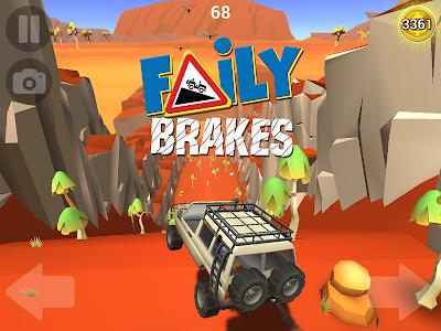 screenshot of Faily Brakes version 11.2