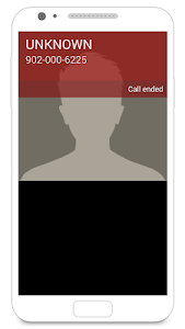 screenshot of Fake Call 2 version 0.0.36