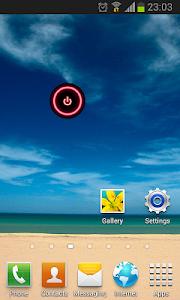 screenshot of FlashLight version 1.4.1