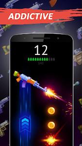 Download Flip the Gun- Shot & Fly Guns 1.7 APK