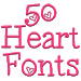 Download Fonts for FlipFont 50 Hearts 3.23.0 APK