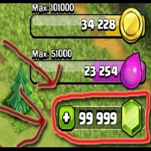 screenshot of Free Gems; Tips for Coc version 6.7