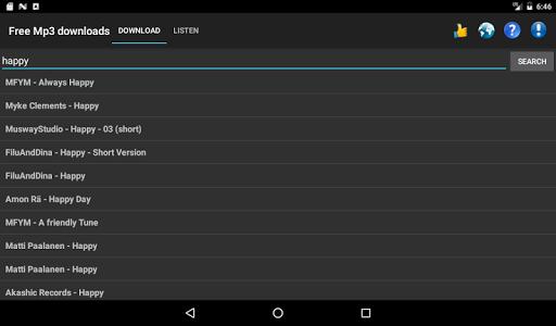 Download Free Mp3 Downloads  APK